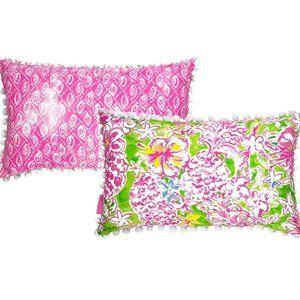 Lilly Pulitzer Rectangular Indoor Outdoor Pillow